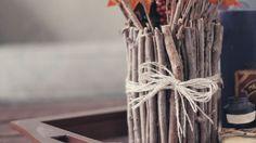 DIY: Een herfst-proof vaas van takken