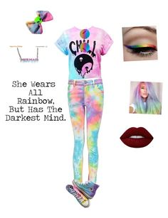"""""""Untitled #112"""" by unicorns-mermaids24 on Polyvore featuring Toni&Guy, Converse, Lime Crime and Matthew Williamson"""