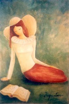 Reading and Art: Roberta Imperatori