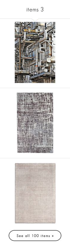"""items 3"" by zree ❤ liked on Polyvore featuring home, rugs, purple, abstract rug, purple rug, designers guild rugs, purple area rugs, abstract area rugs, colorful area rugs and multicolor rug"