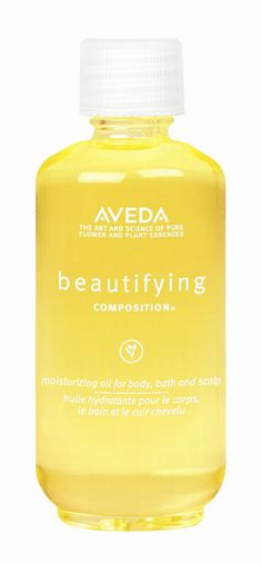 Aveda - Beautifying Composition.  You can use this for everything.