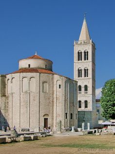 Zadar Church of St. Donatus