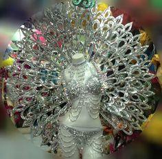 Showgirl Costume