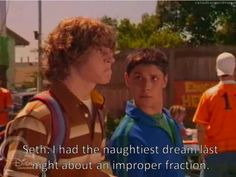 I forgot Evan Peters played Seth on Phil of the Future! I had a huge crush on him back then too! Best Tv Shows, Movies And Tv Shows, Favorite Tv Shows, Phil Of The Future, Disney Channel Original, Nickelodeon Shows, When You Were Young, I Saw The Light, Old Disney