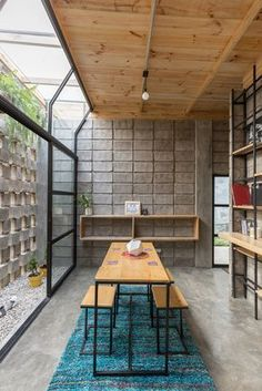 Galería de Casa entre Bloques / Natura Futura Arquitectura - 7