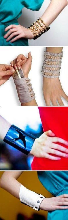 Wrist Wallet – Bracelet Purse: