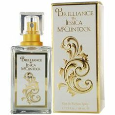 db628b64e JESSICA MC CLINTOCK BRILLIANCE by Jessica McClintock EAU DE PARFUM SPRAY  1.7 OZ (Package Of