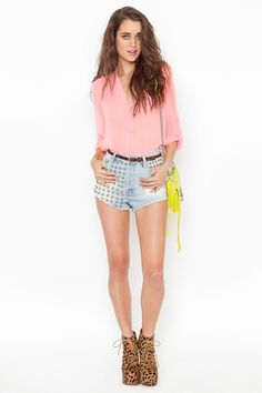loooveee  want everything especially the shorts