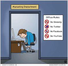 Social media policies that do far more harm than good!! :D