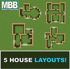 Images Minecraft, Minecraft Farm, Minecraft Mansion, Minecraft Cottage, Cute Minecraft Houses, Minecraft Plans, Minecraft Funny, Minecraft Survival, Minecraft Construction