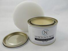 Newton's Traditional NZ Beeswax.(with sponge applicator)