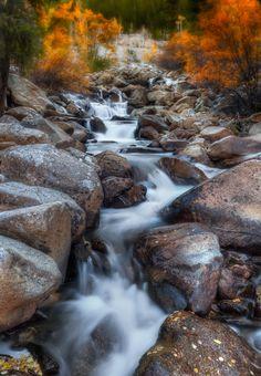 chalk creek colorado   Chalk Creek winds through the Collegiate Peaks region in Colorado ...