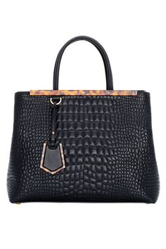 Classic Day Bag in Black
