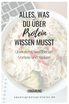 Everything you need to know about protein – protein requirements, intake and risks Gewicht zulegen weight Vegan Recipes Videos, Vegan Lunch Recipes, Healthy Dinner Recipes, Low Carb Recipes, Dinner Recipes For Kids, Kids Meals, Atkins Breakfast, Low Carb Meal Plan, Ga In