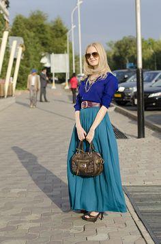 Turquoise - Nash Fashion Blog