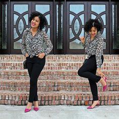 Cole Haan Nanette Slingback Kitten Heel Black Size 9 1/2B $125.00 ...