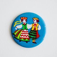 Soviet Pin Button by isantiik