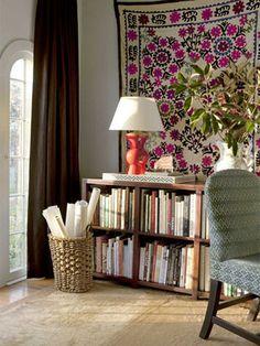 Modern Cottage Decorating Ideas - Romantic Cottage Decor - House Beautiful