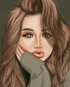 Image in Art ✨ collection by princess on We Heart It Beautiful Girl Drawing, Cute Girl Drawing, Beautiful Anime Girl, Beautiful Drawings, Tumblr Drawings, Girly Drawings, Cute Drawings Of Girls, Photo Swag, Sarra Art