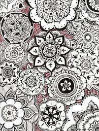 Image result for henna patterns on paper