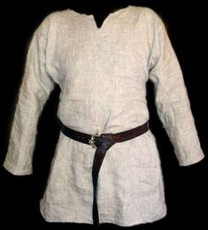 """Tunic - """"Pure wool very rarely needs to be washed as it does not retain dirt or odors, hanging on the washing line to air occasionally is usually enough."""