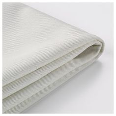 IKEA - EKTORP, sofa cover, Vittaryd white, The cover is easy to keep clean as it is removable and can be machine washed. Ektorp Sectional, Ektorp Sofa Cover, Loveseat Covers, Media Furniture, Living Furniture, White Furniture, Furniture Projects, Furniture Decor, Living Room Storage