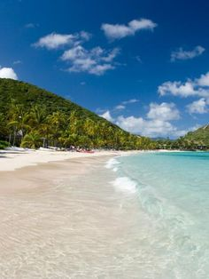 Most Romantic Beach Resorts: Peter Island Resort & Spa -  British Virgin Islands