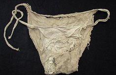 La culotte est un vêtement dans lequel les deux jambes sont séparées, par opposition à la jupe. Elle désigne, jusqu'au début du XIXe siècle, le vêtement de dessus masculin, et à partir du XXe siècle des sous-vêtements masculins ou féminins. « Porter la culotte » se dit d'une femme qui tient le rôle de l'homme dans son foyer.