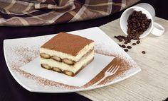 Предлагаю вам сегодня приготовить Тирамису (Tiramisu) - очень воздушный, нежный итальянский десерт, с изумительным контрастом сладкого сливочного крема и горьковатого вкуса крепкого кофе. Однако, бесполезно объяснять каков Тирамису на вкус, его просто стоит попробовать. В рецепт классического Тирамису обязательно входят: сливочный сыр Маскарпоне (Mascarpone), куриные яйца, кофе эспрессо, сахар и бисквитное печенье Савоярди (Savoiardi), сверху десерт, как правило, посыпают какао-порошком.