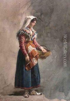 Young Peasant Woman oil painting reproduction by Jose Tapiro Y Baro - NiceArtGallery.com www.niceartgallery.com420 × 600Buscar por imagen Veduta Dell' Arco Di Benevento Nel Regno Di Napoli Giovanni Battista Piranesi .............................. Jean Francois Portaels (1818-1895) - Buscar con Google