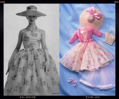 Vintage Dior – Silkstone Garden Party Fashion 2000