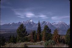 Wyoming - Grand Teton national park
