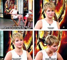 Jennifer tells it like it is