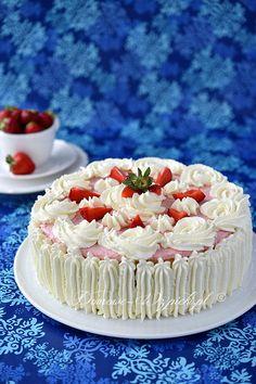Cheesecake, Strawberry, Polish, Food, History, Vitreous Enamel, Historia, Cheesecakes, Essen