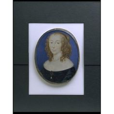 Lady Dorothy Percy, subsequently Countess of Leicester (Portrait miniature)