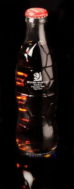 Coca-Cola flesje FIFA wereldkampioenschap voetballen 2010