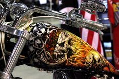 Awesome airbrushing by Air Attitude
