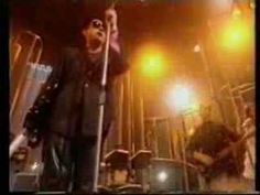 """The Cure playing """"The Walk"""" on the British show, """"Top of the Pops!"""" (1983)"""
