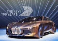BMW unveils shape-shifting concept car Next 100. The BMW brand epitomises Sheer Driving Pleasure – past, present and into the next 100 years. BMW aims to make this fascinating driving experience even more intense in the future.