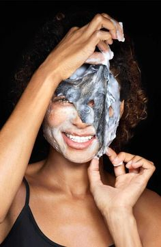 Because broke people deserve to be pampered! #CleanserForOilySkin Sephora, Skin Care Regimen, Skin Care Tips, Glam Glow, Best Skincare Products, Beauty Products, Cleansing Mask, Charcoal Mask, Full Face Makeup