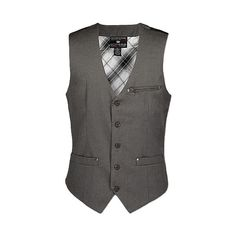 Pop Icon Edify Vest ($40) ❤ liked on Polyvore featuring outerwear, vests, men, guy, guy clothes, male, pop icon, vest waistcoat und houndstooth vest
