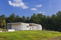 A/N Blog . Ephemeral Field House by design/buildLAB