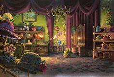 El arte de Studio Ghibli ♥ Gran colección de imágenes sobre el trabajo de preproducción y producción de Studio Ghibli. (2da parte )