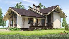 Проект маленькой бани в Челябинской области Design Case, Gazebo, House Plans, Arch, Exterior, Outdoor Structures, House Design, Cabin, How To Plan