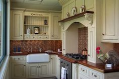 Kitchen - farmhouse - kitchen - new york - Kitchen Creations, LLC