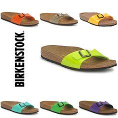 Birckenstock, I've only have 19 pair of Birckenstocks..., waring them all summer long