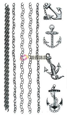The chain for a tattoo necklace Chain Tattoo, Necklace Tattoo, Jewelry Tattoo, Angle Tattoo, Arm Band Tattoo, Family Tattoos, Couple Tattoos, Body Tattoo Design, Tattoo Designs