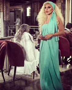 Lady Gaga as The Countess in American Horror Story Hotel (2015)