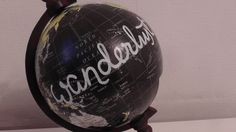 Hey, I found this really awesome Etsy listing at https://www.etsy.com/listing/227952380/hand-painted-globe  https://www.etsy.com/uk/shop/WholeWorldOfLove Hand painted globe. Wedding guest book. Wedding decor. Home decor. Travel gift.