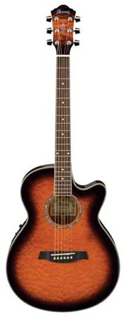 Review: Ibanez AEG25E Acoustic Electic Guitar